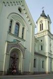 Kosciol pw. Przemienienia Panskiego Royalty Free Stock Images