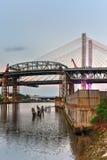 Kosciuszko-Brücke - New York City Stockfotografie