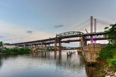 Kosciuszko-Brücke - New York City Stockfoto