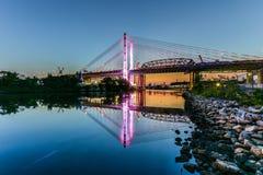 Kosciuszko-Brücke - New York City Lizenzfreie Stockfotografie