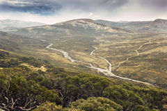 Kosciuszko National Park. Wild Kosciuszko National Park. New South Wales, Australia Royalty Free Stock Images