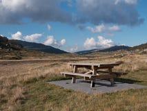 Kosciuszko nationalpark Arkivbild