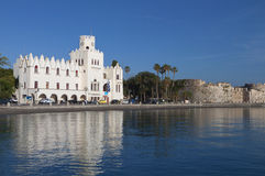 Koseiland in Griekenland Royalty-vrije Stock Foto