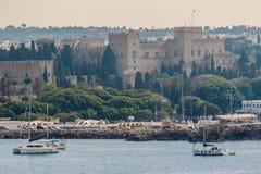 Koseiland Griekenland Royalty-vrije Stock Afbeeldingen