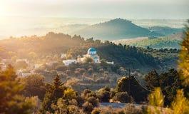Koseiland, Griekenland royalty-vrije stock afbeelding