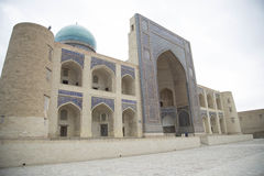 Kosh-Madrasah, Μπουχάρα (Ουζμπεκιστάν) Στοκ εικόνες με δικαίωμα ελεύθερης χρήσης