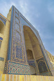 Kosh-Madrasah, Бухара, Узбекистан Стоковое Изображение RF