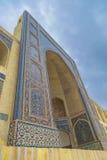 Kosh-Madrasah, Boukhara, l'Ouzbékistan Image libre de droits