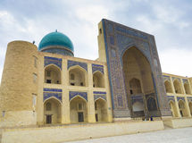 Kosh-Madrasah, Boukhara, l'Ouzbékistan Images stock