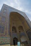 Kosh-Madrasah, Bukhara (Uzbekistán) Imagen de archivo