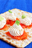 Kosher appetizer Royalty Free Stock Images