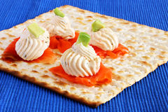 Kosher appetizer Stock Image