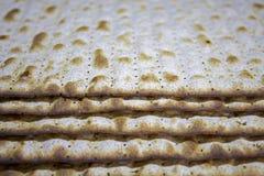 Kosher matza for Passover. Kosher matza for jewish holiday Passover in Israel Stock Image