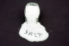 Kosher Table Salt Stock Photos