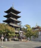 Koshoji Templo 库存图片