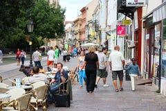 Kosice, Σλοβακία Στοκ φωτογραφία με δικαίωμα ελεύθερης χρήσης
