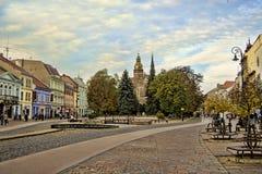 kosice Σλοβακία Στοκ φωτογραφίες με δικαίωμα ελεύθερης χρήσης