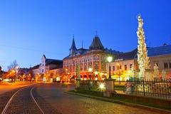 kosice Σλοβακία Στοκ Φωτογραφία