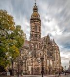 Kosice, Cathedral of St. Elizabeth, Slovakia Royalty Free Stock Image