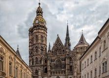 Kosice, Cathedral of St. Elizabeth, Slovakia Stock Photo