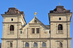 Kosice church Royalty Free Stock Image