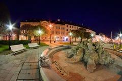 Kosice fontanna zdjęcia stock