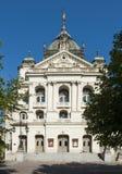 Kosice nationell teater Royaltyfria Foton