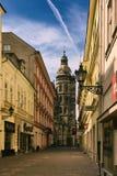 KOSICE, SLOVAKIA - APRIL 15, 2017 Stock Image