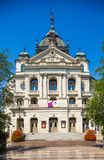 State Theater in Kosice, Slovakia Royalty Free Stock Photos