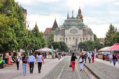 Kosice Royalty Free Stock Image