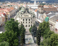 Kosice Royalty Free Stock Images
