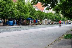 Kosice, Slovakia, June 30, 2015 Stock Photos