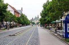 Kosice, Slovakia, June 30, 2015 Stock Image