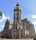 St. Elisabeth Cathedral in Kosice Stock Image