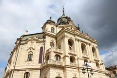 Kosice Slovakien arkivbild