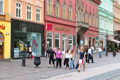 Kosice, Slowakei Lizenzfreies Stockbild