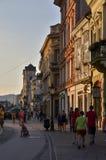 Kosice - Slowakei Stockfoto