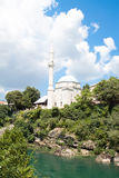 Koski Mehmed Pasha Mosque in Mostar Stock Photo