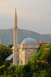 Koski Mehmed Pasha Mosque in Mostar Bosnia Royalty Free Stock Image