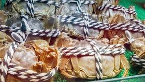 Kosmaci kraby dla sprzedaży fotografia royalty free