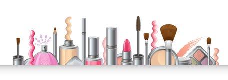 Kosmetik lizenzfreie abbildung