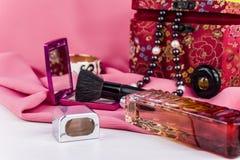 Kosmetik Lizenzfreies Stockfoto