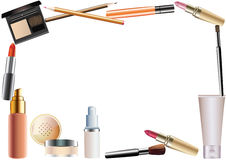 Kosmetik Stockbild