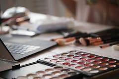 Kosmetik stockfoto