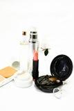 Kosmetik für Frauen Lizenzfreie Stockfotografie