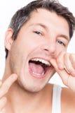 Kosmetik hygienisch stockbild
