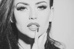 Kosmetik und skincare stockbild
