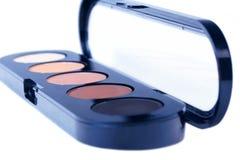 Kosmetikschatten Lizenzfreie Stockfotos