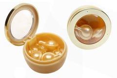 Kosmetisch product Stock Afbeeldingen