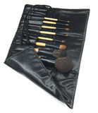 Kosmetische borstel Royalty-vrije Stock Fotografie